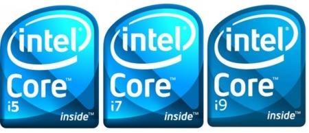 Intel desvela sus planes: Core i3, i5, i7 e i9 y su posible entrada en Apple