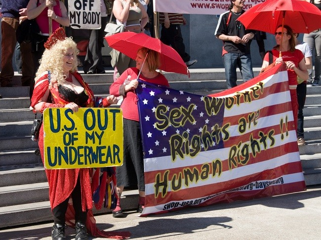 derechos de las prostitutas prostitutas en lloret