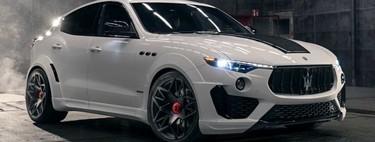 Maserati Levante Esteso V2 by Novitec, el SUV presume su lado más tuning, con una dosis extra de potencia