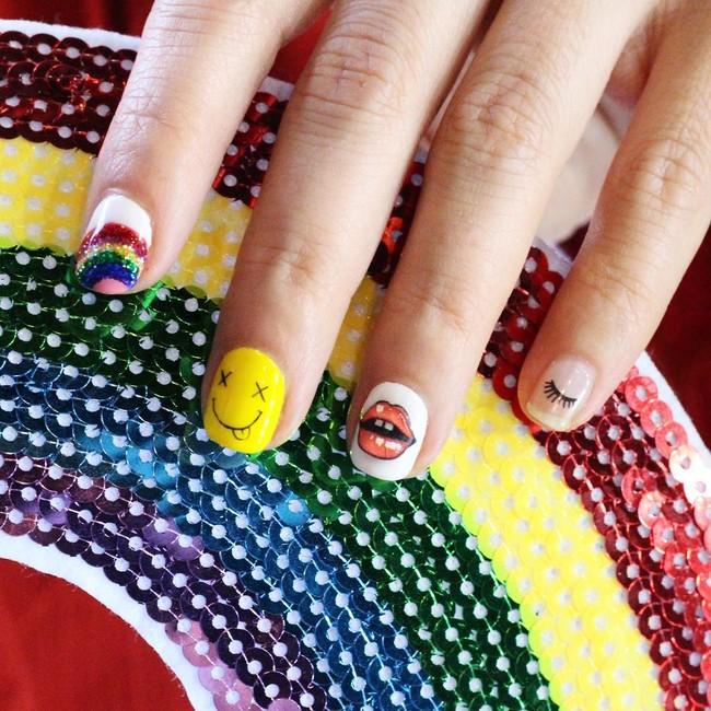 Prepárate para la época de festivales de música: tus uñas serán las protagonistas