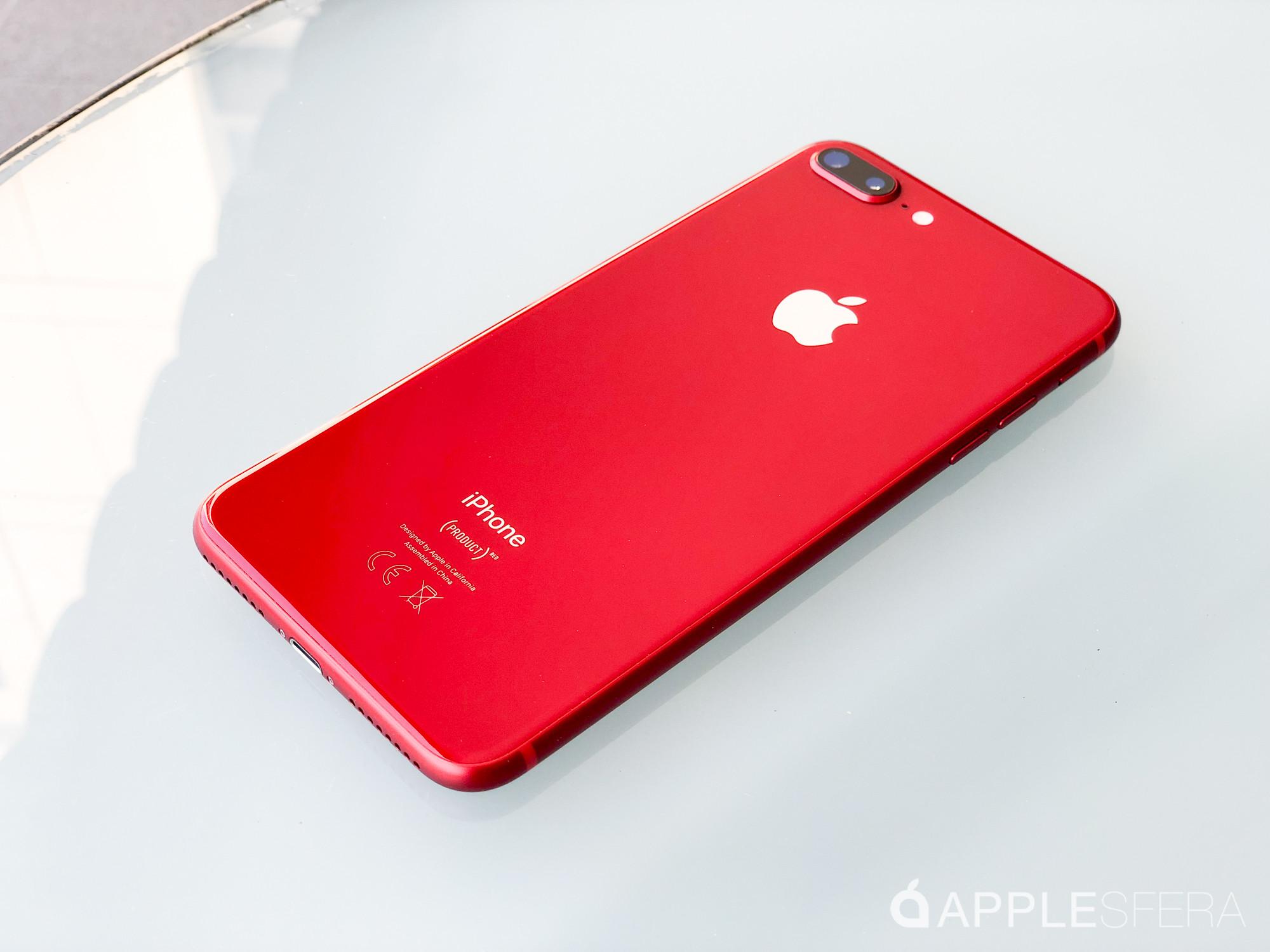Foto de iPhone 8 Plus (RED) (17/28)