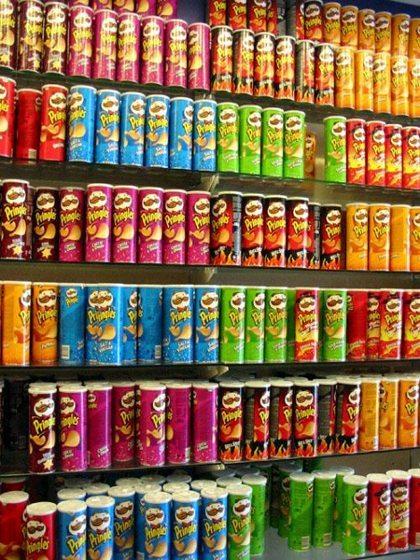 Finalmente las Pringles sí son patatas fritas