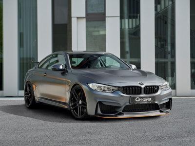 G-Power lleva el BMW M4 GTS hasta los 615 CV