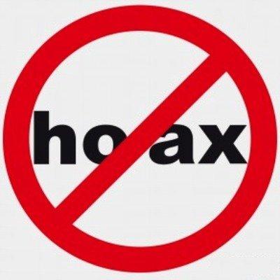 Hoax sobre niños perdidos o enfermos