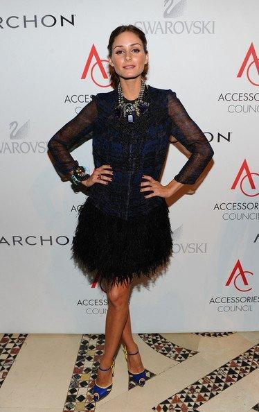 Olivia Palermo en los ACE Awards