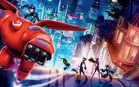 Oscar 2015 | 'Big Hero 6' es la mejor película animada y 'Feast' el mejor corto animado
