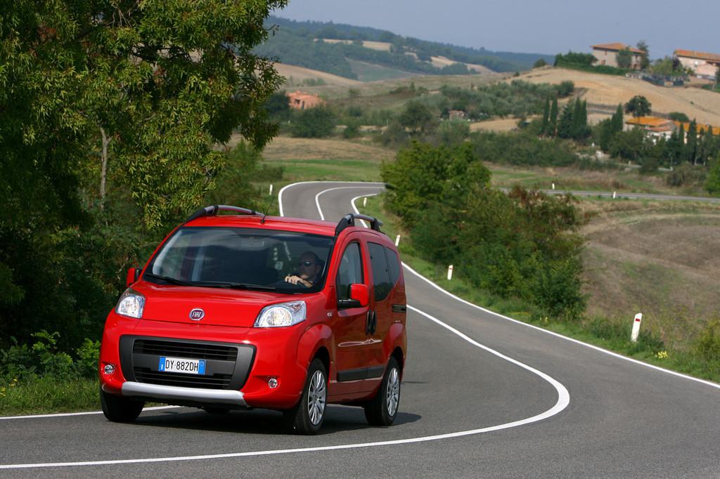 Fiat Fiorino Qubo Trekking 12 45