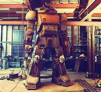 Votoms, la fiebre por construir robots de tv
