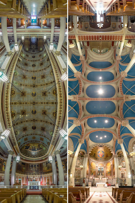 Vertical Panoramic Churches New York Richard Silver 6