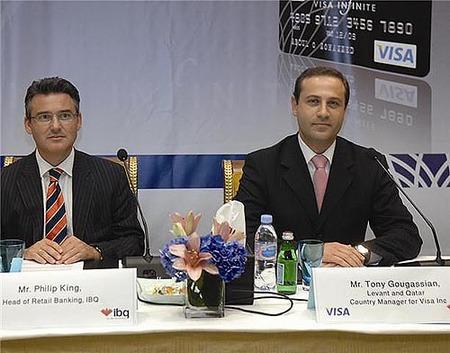 El Banco Internacional de Qatar lanza la Visa Infinite