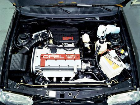 Opel Kadett Gsi 16v