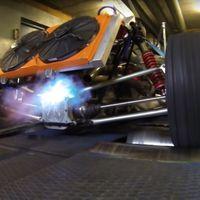 Así de brutal suena el motor de un buggy AWD de 700 CV con el corazón de un Audi TT RS