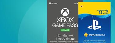 Un mes de Game Pass Ultimate por 1 euro y PS Plus 1 año por 44,99 euros: exprime tus nuevas Series X y PS5 al mejor precio