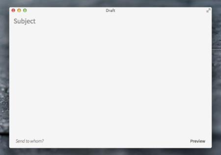 Let.ter: ¿Y si usamos Markdown para escribir correos?