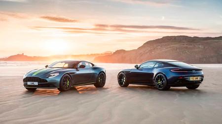 Aston Martin DB11 AMR, inspirándose en la competición a 335 km/h y con 639 CV