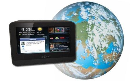 Sony Dash se hace internacional