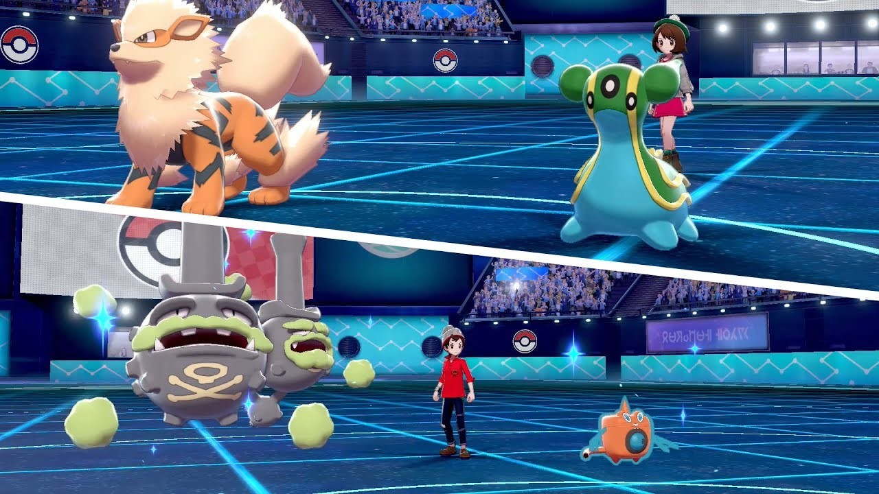 Como hacer un pokemon competitivo