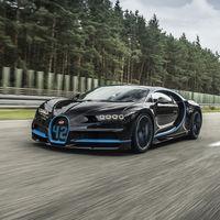 Bugatti está pensando en deshacerse del motor W16 en favor de una planta de poder híbrida