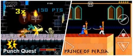 Principe de Persia y Punch Quest, dos juegazos hoy gratis en la App Store