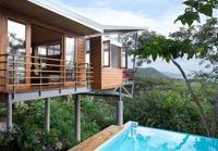Casa Flotante de Benjamín García Saxe, o cómo podría ser tu casita en el árbol