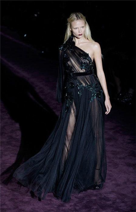 Gucci Otoño-Invierno 2012/2013: romanticismo opulento