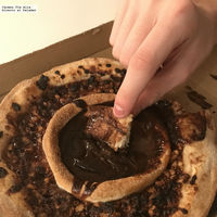 Probamos la nueva Telepizza sweet y esto es lo que nos parece
