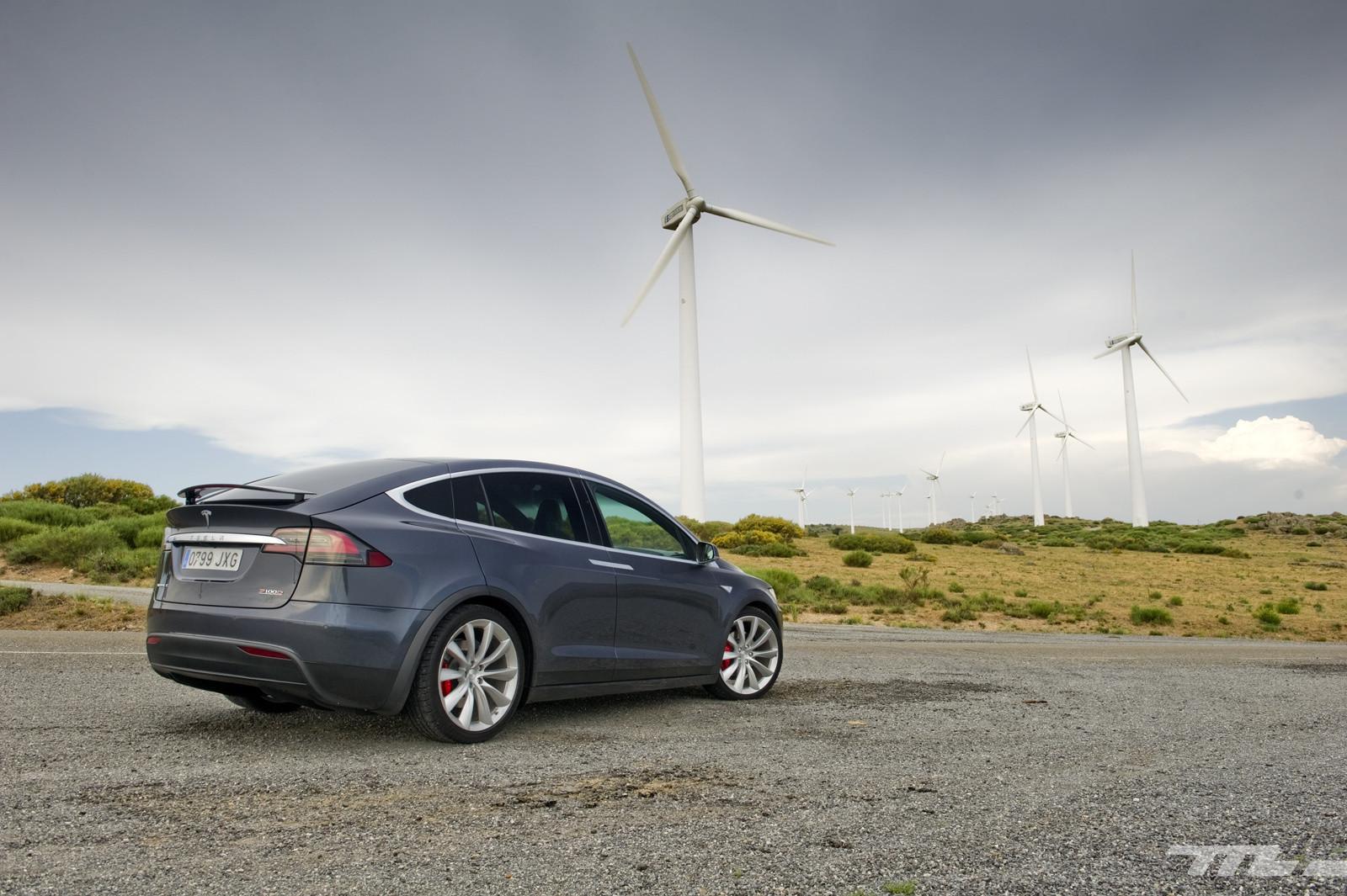 Foto de Tesla Model X P100D (prueba) (9/45)