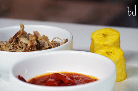 Patacón pisao - receta colombiana - 4