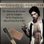 Cinturón Fuel For Life de Diesel