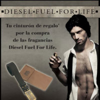 Cinturón Fuel For Life de Diesel