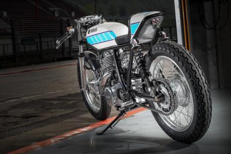 Yamaha Sr400 Krugger 8