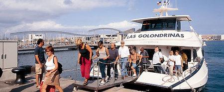 Barcelona Walks Marina, conoce a la ciudad desde el mar