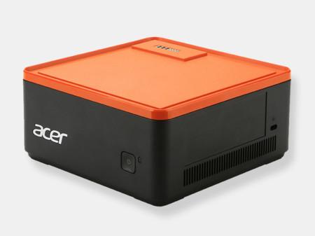 El nuevo Acer Revo Build se amplía con módulos y no hace falta ser un manitas para ello