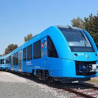 En primer tren alimentado por hidrógeno funcionará en Alemania