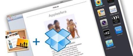 Cómo publicar tu proyecto de iWeb en Dropbox en lugar de MobileMe