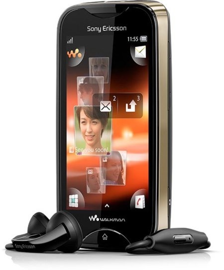 Sony Ericsson Mix Walkman y txt pro
