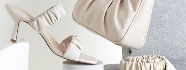 Primark tiene los bolsos y zapatos fruncidos más bonitos (y económicos) de la temporada, dispuestos a triunfar en el street-style