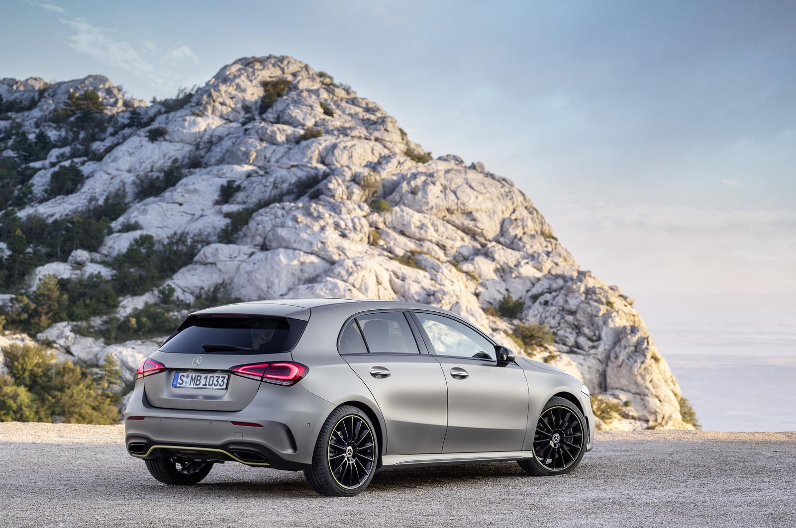 Foto de Mercedes-Benz Clase A 2018 (42/139)