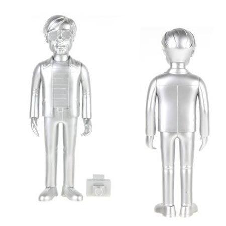 Andy Warhol Medicom Toy 2
