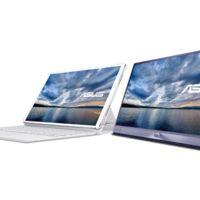 Asus ZenScreen es un monitor portátil de 15,6 pulgadas que sirve como pantalla auxiliar para equipos pequeños