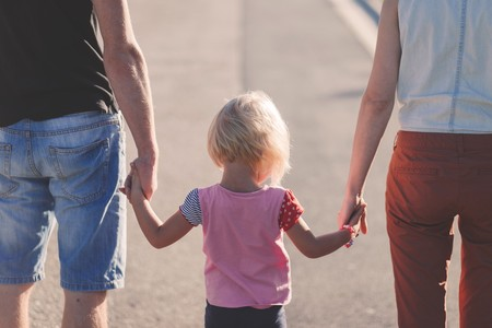 Desacuerdos en pareja educación hijos