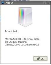 Prism 0.8 ya está listo para Mac y Linux