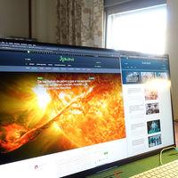 """Samsung Space Monitor 32"""" 4K UHD, análisis: una peana rompedora para optimizar nuestro escritorio y eclipsar a sus competidores"""