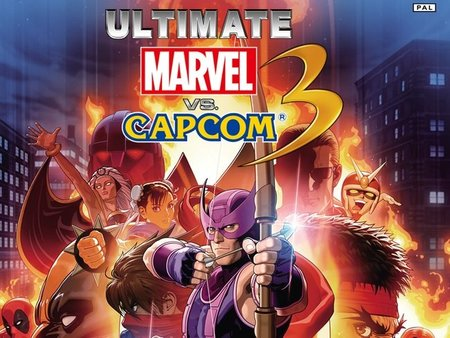'Ultimate Marvel vs. Capcom 3'. Así de épica es su intro
