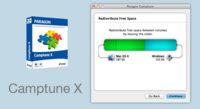 Camptune X, redimensiona la partición de Bootcamp de forma rápida y sencilla