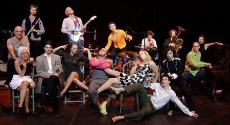 El Teatro Circo Price presenta su espectáculo Crece 2012