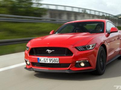 Ford Mustang, el deportivo más vendido en Alemania en el mes de marzo