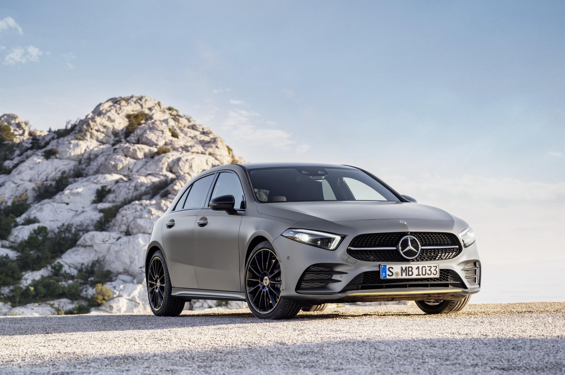 Foto de Mercedes-Benz Clase A 2019 (14/39)