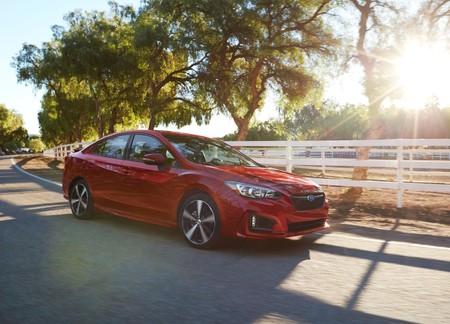 Subaru Impreza 2017: Precios, versiones y equipamiento en México