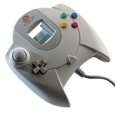 Control Dreamcast